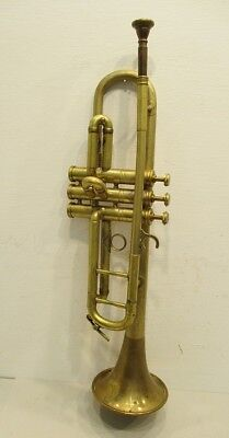 Trompete / Fanfare / BESSONS & Co. / London / Blasinstrument / Made in England