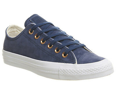 ce648f580ff Womens Converse Navy Blue Suede Lace up Trainers Size UK 7  Ex-Display New  with Defects. See below for more info.