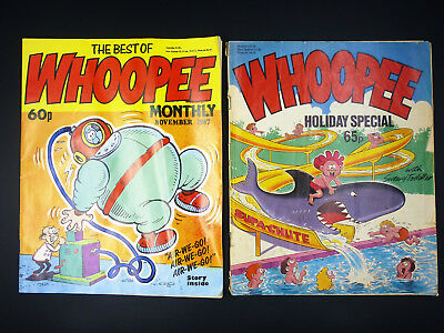The Best of Whoopee Monthly November 1987 & Whoopee Holiday Special 1986