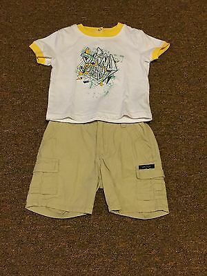 Baby Boy's DKNY/ Nautica Outfit 12 Months