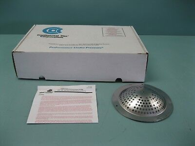 """6"""" Continential Disc Cal-Vac Sanitary Fitting Rupture Disc NEW G16 (2362)"""