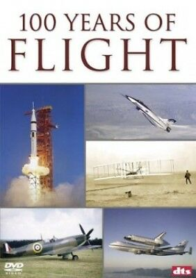 100 Years of Flight [DVD] [Region 1] [US Import] [NTSC] -  CD BYVG The Fast Free