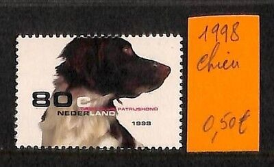 [815413] **/Mnh- Pays-Bas 1998 -  Animaux, Chiens