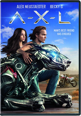 A.X.L. [New DVD] Snap Case, Subtitled, Widescreen