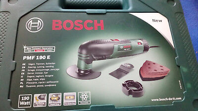 """Bosch Outil multifonction""""Universal"""" PMF 190 E."""