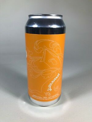 """Treehouse Brewing - JJJuliusss - American IPA - RARE Special Edition """"Empty"""" Can"""