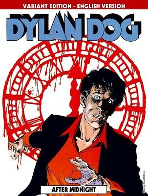 DYLAN DOG VARIANT ENGLISH INGLESE 26 Nuovo Bonelli Lucca