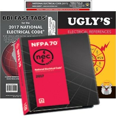 NFPA 70 2017: National Electrical Code (NEC), Looseleaf, Package, 2017 Edition