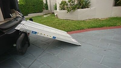 Aluminium Ramp 1800mm by 740mm wide BRAND NEW