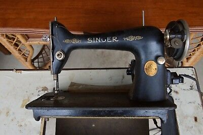 Other Sewing Collectibles Symbol Of The Brand Singer Model 66 Sewing Machine Red Eye Style Restoration Decals Multi Color 100% Original Other Antique Restoration