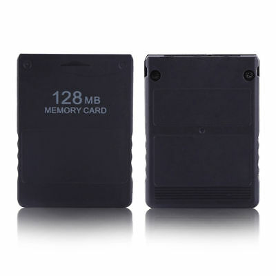 8/16/32/64/128MB Memory Card Game Data Stick For Sony PlayStation 2 PS2