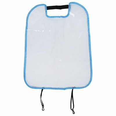 10X(child Car seat back Protective cover Anti Kick pad  N1A9)