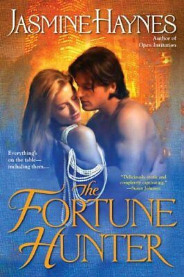 The Fortune Hunter (Berkley Sensation) by Haynes, Jasmine Book The Cheap Fast