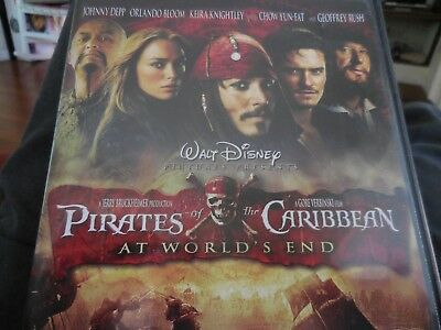 Pirates Of The Caribbean==At Worlds End==Dvd