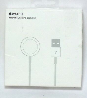 Apple - 3.3' Magnetic Charging Cable for Apple Watch - White