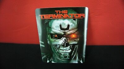 THE TERMINATOR 1 - 3D Lenticular Magnet / Magnetic Cover for BLURAY STEELBOOK