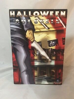 Halloween Autopsis 2006 Paramount Single Issue Micheal Myers Horror Comic Book