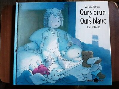 BD album Ours brun ours blanc