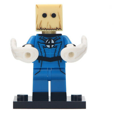 Marvel Comics Lego Moc Minifigure HYDRO MAN Hydroman Version 4