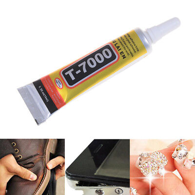 Rhinestone glue T-7000 multi-purpose adhesive jewelry nail phone DIY FL