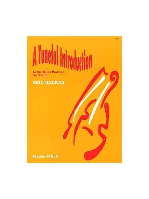 A Tuneful Introduction To The Third Position: Violin. Sheet Music