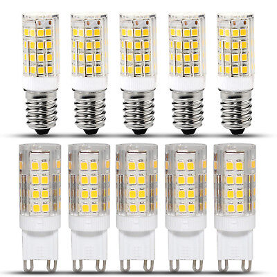 3W 5W 7W G9 E14 SMD LED Ampoules Maïs Lampe Blanc Chaud Froid Replacer Halogène