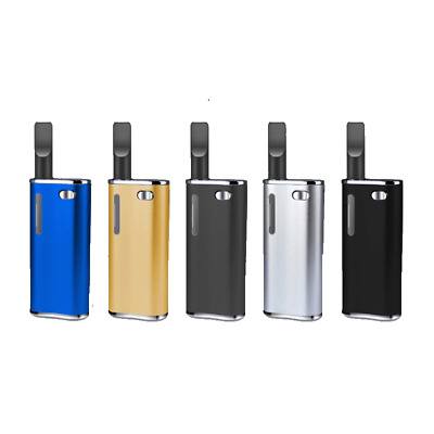 AUTHENTIC MYSTICA VV-650 Mah Variable Voltage Pen With Tank(Cartridge) Free  Shp