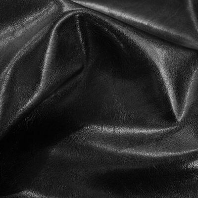 Faux Leather Look Fabric Soft upholstery Material PVC Leatherette Cloth Vinyl
