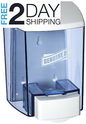 Wall Mounted Bathroom Shower Commercial Hand Soap Shampo Dispenser Manual New 30