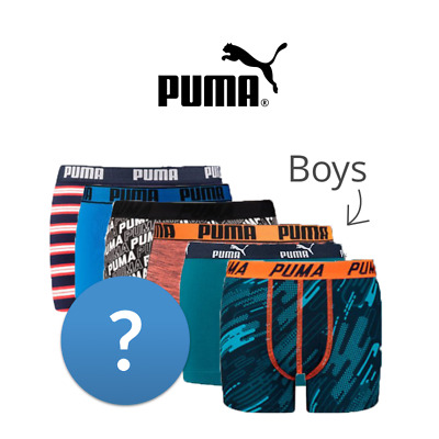 Puma boys 6-pack Verrassing Deal -140