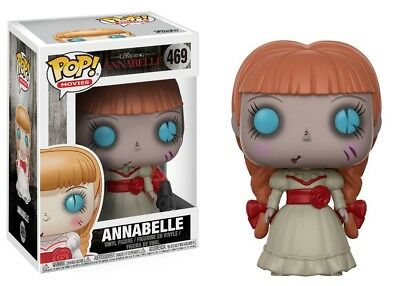 Pop! Movies: The Conjuring - Annabelle #469 Horror Vinyl Figure Funko