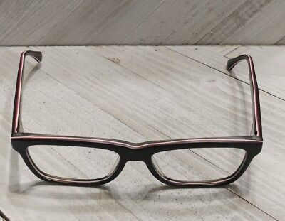 2689a2afa3 Authentic Dolce   Gabbana DG 3235 2954 BLUE  FLUO RED  CAMO EYEGLASSES 53-