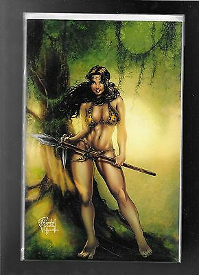 Cavewoman The Return 3 Budd Root Special Edition Cover D variant limit 500