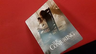 THE CONJURING - 3D Lenticular Card Magnet / Cover for BLURAY STEELBOOK