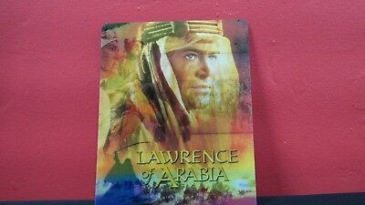 LAWRENCE OF ARABIA - 3D Lenticular Magnet / Magnetic Cover for BLURAY STEELBOOK