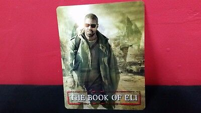 THE BOOK OF ELI - 3D Lenticular Magnet / Magnetic Cover for BLURAY STEELBOOK