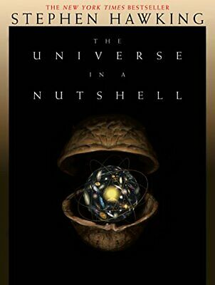The Universe in a Nutshell by Hawking, Stephen Hardback Book The Cheap Fast Free