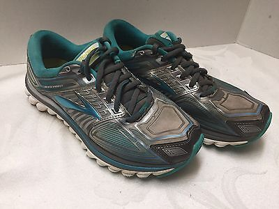 7b13dc6706473 BROOKS GLYCERIN 13 3D Fit Print Women s Running Shoes Size 7M Nice ...