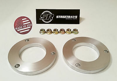 "[SR] 1"" Front Leveling Spacer Lift Kit 05-19 Toyota Tacoma / FJ Cruiser 4WD 2WD"