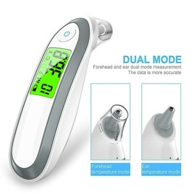 Digital LCD Body Skin Digital Non-contact Infrared IR Thermometer For Baby Kids
