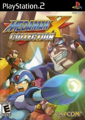 PS2 / Sony Playstation 2 Spiel - Megaman X Collection US NEU & OVP