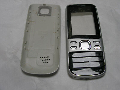 Nokia 2690 - Full Fascia Housing Cover Front Back Case Keypad Replacement