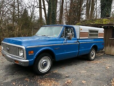 1972 Chevrolet C/K Pickup 2500 Highlander