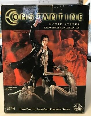 Constantine Keanu Reeves Movie Statue