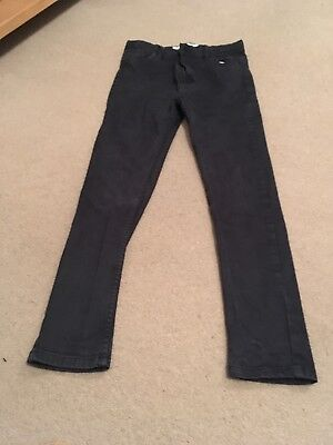 Boys Skinny Fit Jeans Age 12-13 Years