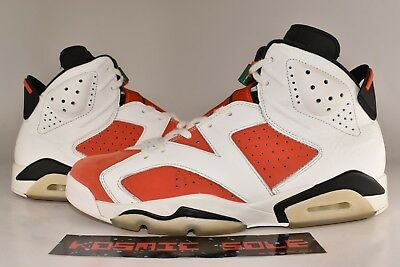 b41552e6adfb6b Nike Air Jordan 6 Retro Gatorade Like Mike Style   384664-145 Size 11.5