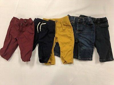 Lot Of Infant/baby Clothes - Pants - Gap/carters/wrangler