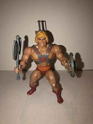 Vintage 1981 Masters Of The Universe He Man Action Figure