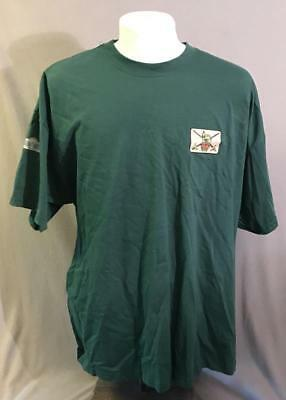 British Army Airborne Themed T-Shirt with Badges, Size XL