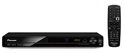 Pioneer DV-3052 Multi System All Region HDMI 1080p Upscaling DVD Player with USB